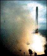 [ image: The Tomahawk cruise missile: A likely part of any Nato attack...]