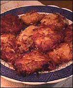[ image: Latkes can beaten sweet or savoury]