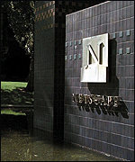 Netscape sign