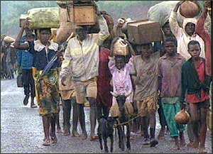 BBC News | Africa | Hutu leader admits genocide
