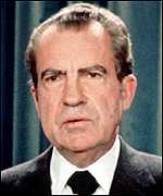 [ image: Richard Nixon came close to impeachment]