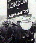[ image: Lord Soper backed CND in its early days]