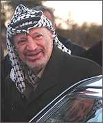 [ image: Yasser Arafat was a guest of honour]