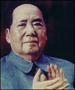 [ image: Mao Tse-tung: China's strongman]