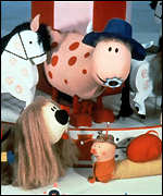 [ image: The Magic Roundabout: Bought from French TV]