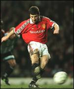 [ image: Denis Irwin scores from the spot]