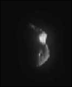 [ image: Eros is only the third asteroid to be imaged from close-up]
