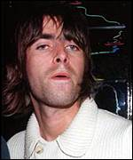 [ image: Liam Gallagher: Rock fans still welcome to vote as well]