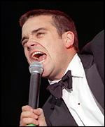[ image: Robbie Williams: Played at Slane Castle in 1998]