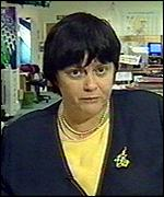 [ image: Ann Widdecombe: Blamed the government]