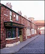 [ image: Coronation Street: Helped ITV to a Sunday night ratings victory]