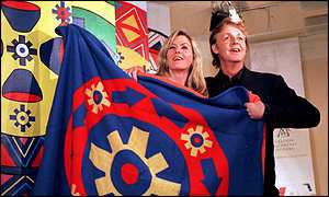 Bbc News Entertainment Mccartney S Girl Plots Pot Success Heather louise mccartney (born heather louise see; bbc news