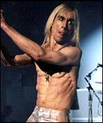 [ image: Iggy Pop: Performing for Versace]