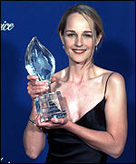 [ image: Helen Hunt: Still loves winning]