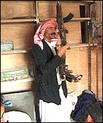 [ image: Yemeni terrorists: Kidnapping was almost a national sport]