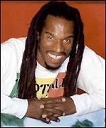 [ image: Benjamin Zephaniah is an outside bet]