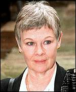 [ image: Dame Judi Dench: Nominated for Filumena]