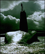[ image: The Trident submarine: One weapon in the new UK defence company's portfolio]