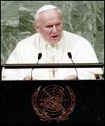 [ image: Not all his hosts share John-Paul's enthusiasm for the UN]