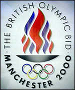 The Ascent Of Manchester Manchester Bids For The Olympics A D 1993