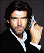 [ image: Pierce Brosnan: Bond premiere is a highlight of ITV's new schedule]