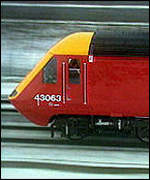 [ image: Virgin says its trains could run a regional service in six months]
