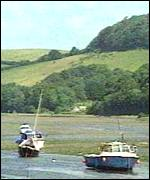 [ image: Cornwall may not be so tranquil in 1999]