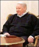 [ image: President Yeltsin has promised to outlaw executions]