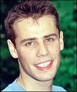 [ image: Richard Bacon was fired after admitting taking cocaine]