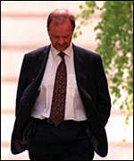 [ image: Robin Cook: Standing by officials]