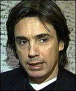 [ image: Jean-Michel Jarre: Artists rely on royalties]