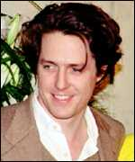 [ image: Hugh Grant: A Briton in the American film Sense and Sensibility]