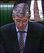 [ image: Jack Straw has acknowledged it's time to change the law]
