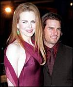 [ image: Nicole Kidman and Tom Cruise: Being sued over sacking]