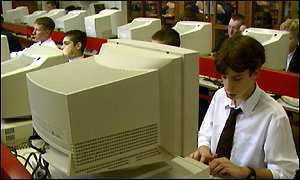 BBC News | Education | Computers in schools a 'mixed picture'