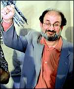 [ image: For a while Salman Rushdie thought the fatwa was over]