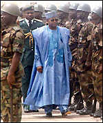 [ image: Abacha's death concerned central African neighbours]