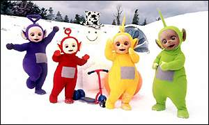 Teletubbies  Now seen in 20 countries around the worldTeletubbies Now