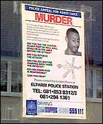 Murder appeal poster