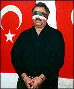 [ image: Kurd leader in front of Turkish flags: Symbol of Turkey's victory]