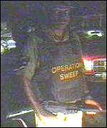 [ image: Operation Sweep: A crack-down on crime]