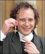 [ image: David Essex: Plans to keep his OBE with his football medals]