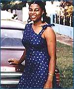 Joy Gardner, who died in police custody in 1993
