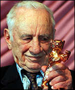 [ image: Elia Kazan was recently honoured at the Berlin Film Festival]