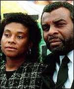 [ image: Doreen and Neville Lawrence: Police acted