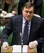 [ image: John Prescott: Offering longer franchises for better services]
