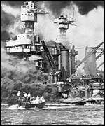 [ image: Pearl Harbour: The subject of many US World War II films]