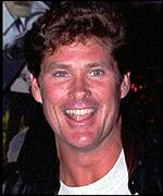 [ image: David Hasselhoff: His career was boosted by Baywatch]