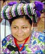 [ image: Rigoberta Menchu: Memories of war fresh]