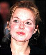 [ image: The way she is now: Geri Halliwell, solo artist and UN goodwill ambassador]